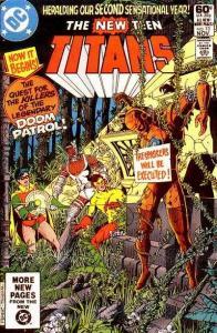 New Teen Titans (1980 series) #13, VF+ (Stock photo)