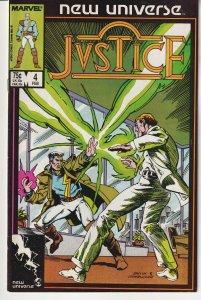 Justice(New Universe) # 4   Alien Punisher ?