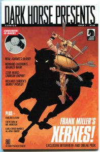 DARK HORSE PRESENTS #1, NM, Neal Adam, Richard Corben,Frank Miller,Chaykin, 2011