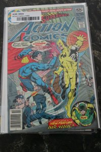 Action (Superman) #488 (DC, 1978) VF/NM