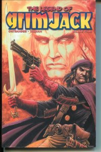 Legend Of Grim Jack-Vol 4-John Ostrander-2005-PB-VG/FN
