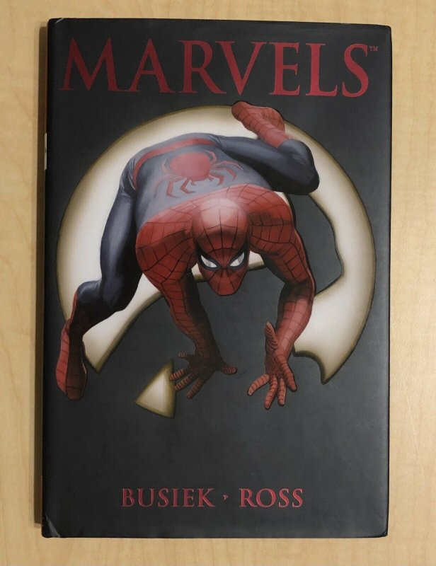 Marvels HC Premiere Edition KURT BUSIEK & ALEX ROSS
