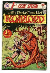 1ST ISSUE SPECIAL #8-FIRST WARLORD-HIGH GRADE VF-