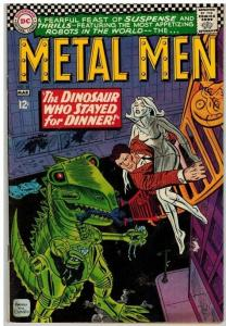 METAL MEN 18 G-VG Mar. 1966