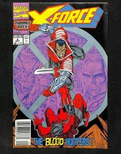 X-Force #2 2nd Deadpool!