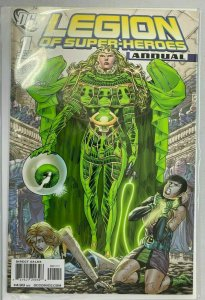 Legion of Super Heroes ANN #1 9.0 NM (2010)