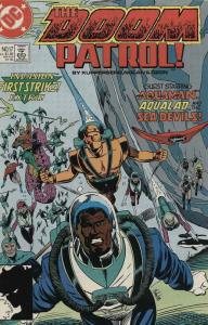 Doom Patrol (2nd Series) #17 FN; DC | save on shipping - details inside