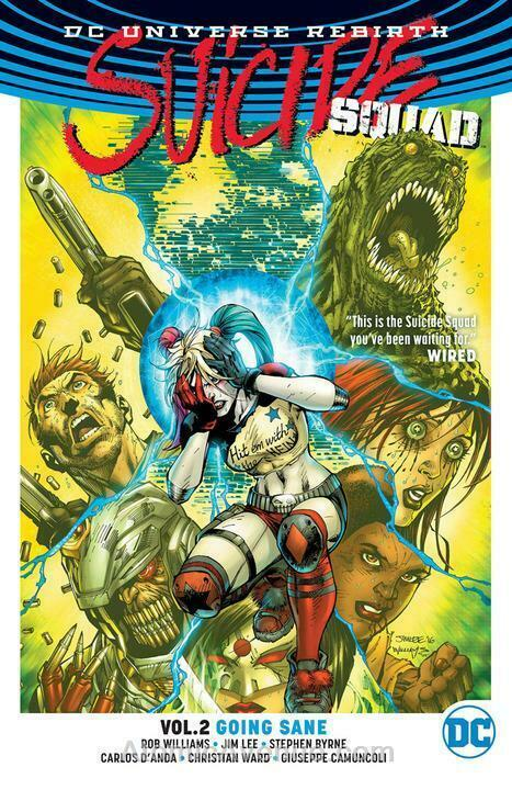 Suicide Squad (4th Series) TPB #2 VF/NM; DC | save on shipping - details inside