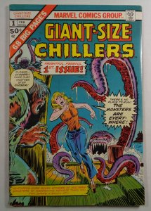 Giant Size Chillers #1 Marvel 1975