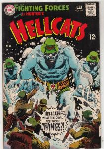 Our Fighting Forces #117 (Feb-69) VF/NM High-Grade Lt. Hunter, the Hellcats (...