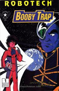 Robotech: Booby Trap #1 VF/NM; Academy | save on shipping - details inside
