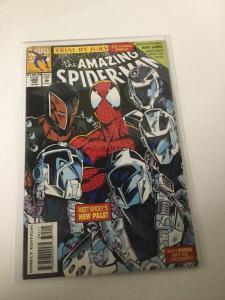 The Amazing Spider-Man 385 Nm Near Mint Marvel