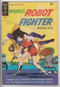 Magnus Robot Fighter #29 (Nov-71) VF High-Grade Magnus