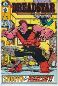 Dreadstar(Epic)# 12 Thanos creator Jim Starlin's Space Opera