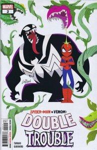 Spider-Man Venom Double Trouble #2 2020 Marvel Comics