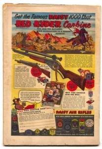 Battle Stories #2 1952-Fawcett Golden Age War comic G/VG