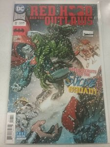 Red Hood and the Outlaws #17 DC Comics NW26