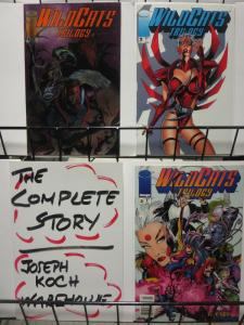 WILDCATS TRILOGY (1993 IMAGE)1-3 JAE LEE, BEACHUM, MORE