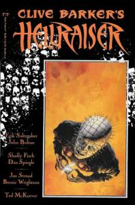 Hellraiser (Clive Barker's…) TPB #1 VF/NM; Epic | save on shipping - details ins