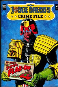 Judge Dredd 's Crime File-Vol 2-John Wagner-Alan Grant-TPB-trade