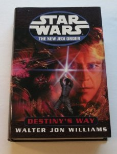 Star Wars The New Jedi Order Book 14 NM High Grade HC Book 2002 1st Edition Luke