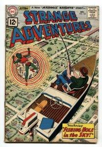 Strange Adventures #135 1961- ATOMIC KNIGHTS- DC Silver Age VG+