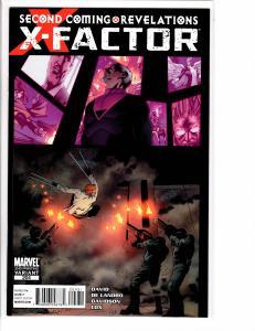 X-Factor (2006) 204 VF/NM (9.0) 2nd Print variant RARE