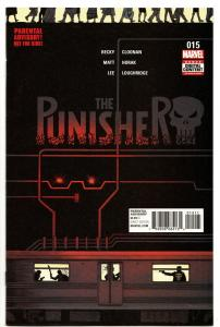 The Punisher #15 (Marvel, 2017) NM