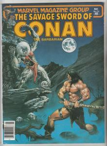 Savage Sword of Conan #64 (May-81) VF/NM High-Grade Conan