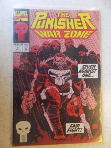 PUNISHER WAR ZONE # 8