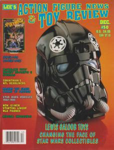 Action Figure News & Toy Review #50 VF; Lee | save on shipping - details inside