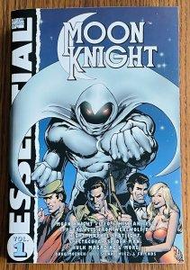 ESSENTIAL MOON KNIGHT VOLUME 1 Marvel Comic Book TPB Werewolf by Night #32 MCU
