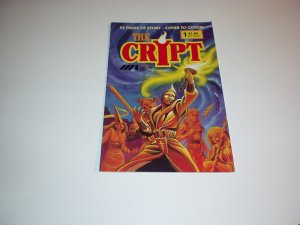 The Crypt Comic book #1, 1987