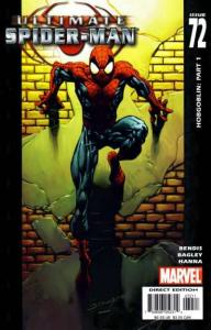Ultimate Spider-Man (2000 series) #72, NM- (Stock photo)