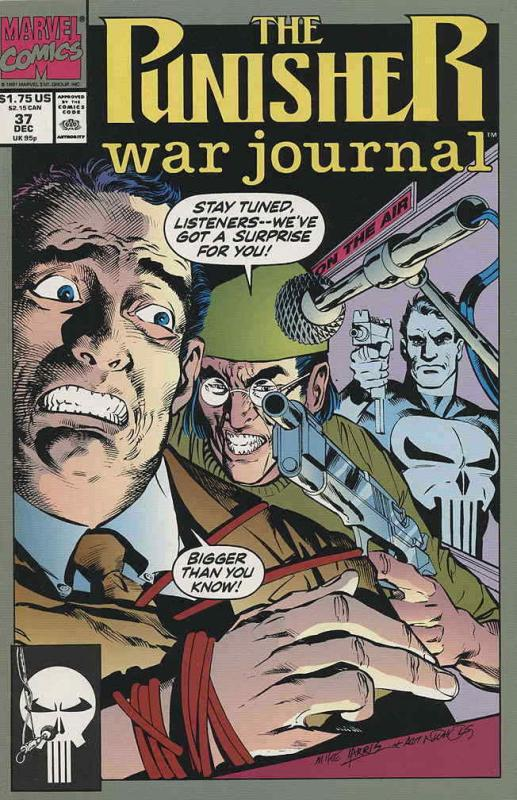Punisher War Journal, The #37 VF/NM; Marvel | combined shipping available - deta
