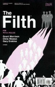 Filth #8, NM + (Stock photo)