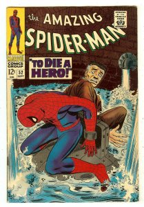 Amazing Spiderman 52     1st Joe Robertson