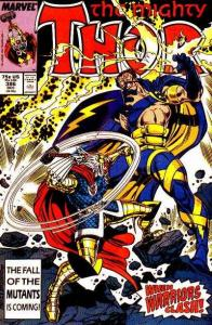 Thor (1966 series) #386, VF (Stock photo)