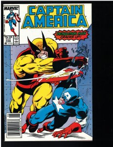 Captain America #330 (Marvel, 1987)