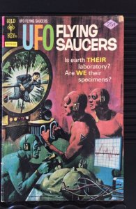 UFO Flying Saucers #9