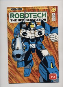 Robotech: The New Generation #12 (1986)