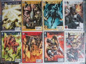 Authority, The (Wildstorm v5 2009) #5-26 Lot of 13Diff Abnett Apollo Midnighter+