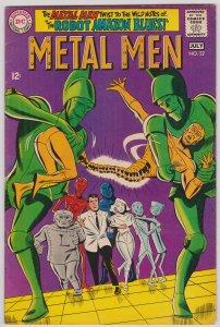 Metal Men #32 (F-VF) Silver Age 1968