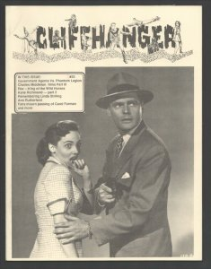 Cliffhanger #25 1998-WOY-zine for fans & collectors of serials-Charles Middle...