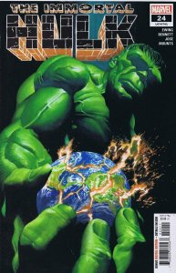 Immortal Hulk #24 2019 Marvel Comics