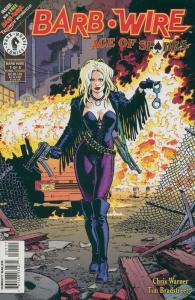 Barb Wire: Ace of Spades #1 VF/NM; Dark Horse   save on shipping - details insid