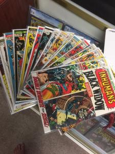 Amazing Adventures 1-39 (Missing Issue 11) 1-17 4.0-5.0 18-39 5.0-7.0 38 Issues