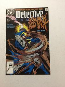 Detective Comics 607 NM Near Mint