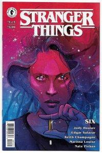 Stranger Things Six #4 Cvr B Ward (Dark Horse, 2019) NM