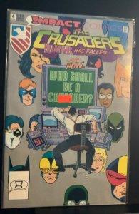 The Crusaders #4 (1992)